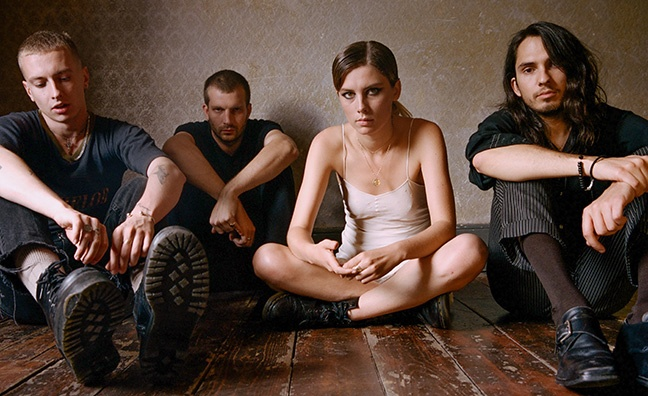 Wolf Alice in albums chart battle with Shania Twain