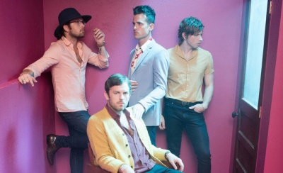 Kings of Leon sign deal with SESAC