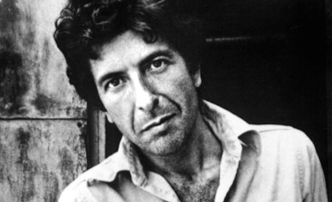 The music world reacts to Leonard Cohen's death