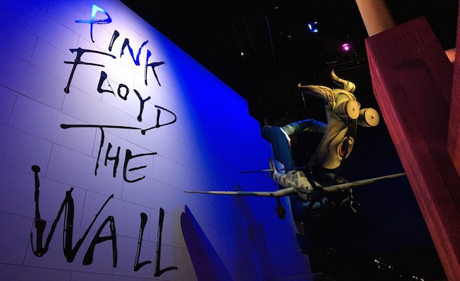 Pink Floyd 'the perfect band for this kind of exhibition'