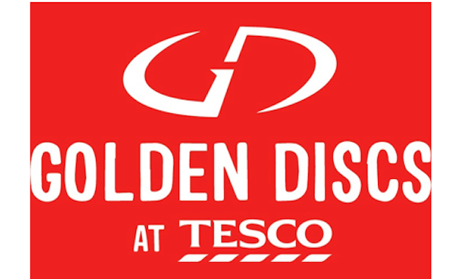 Golden Discs to supply 80 Tesco stores in Ireland with music, movies and games