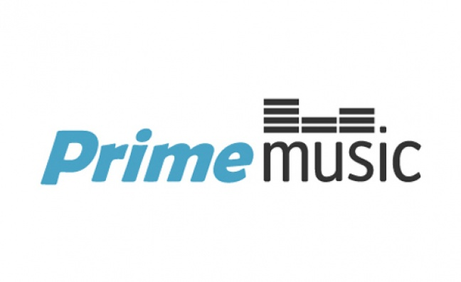 Amazon Prime Music appears on Sonos