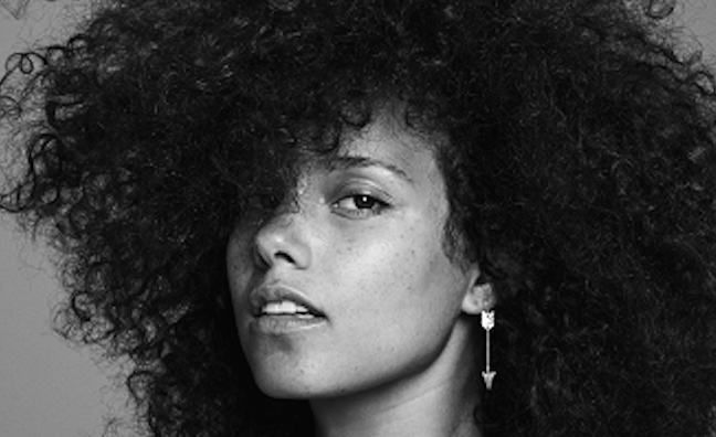 Alicia Keys to be presented with Amnesty International award