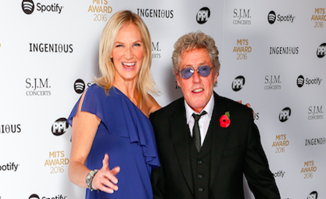 Roger Daltrey receives 2016 Music Industry Trusts Award, reveals 2017 Tommy tour plans