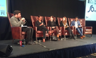 MUSEXPO Europe: 'A record label doesn't really make much sense in this day and age'