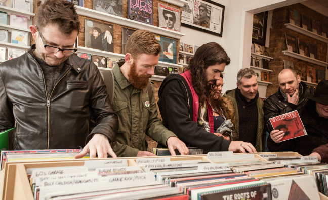 Indie record stores: Supermarkets welcome in the vinyl market