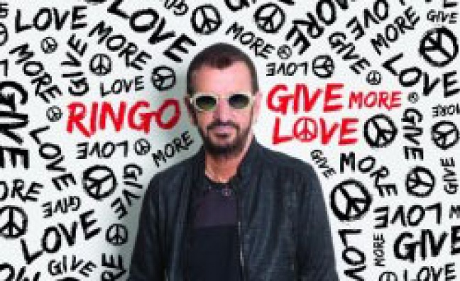 Ringo Starr to release 19th solo album, Give More Love