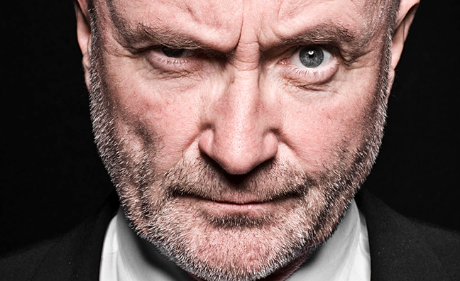 Phil Collins announces Barclaycard British Summer Time Hyde Park performance