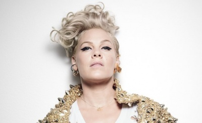 Charts analysis: Pink perches at No.1 in low sales week