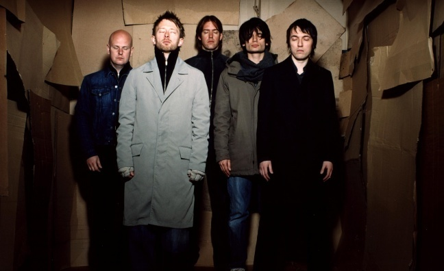 Radiohead's OK Computer reissue named best-selling album in indie record shops over past year