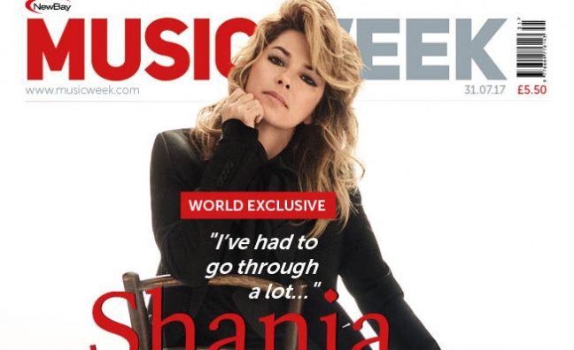 Shania Twain: The Big Interview