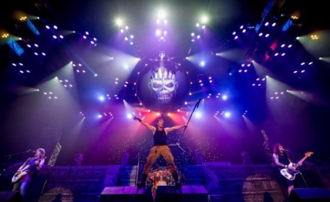 Iron Maiden successful in their fight against ticket touts