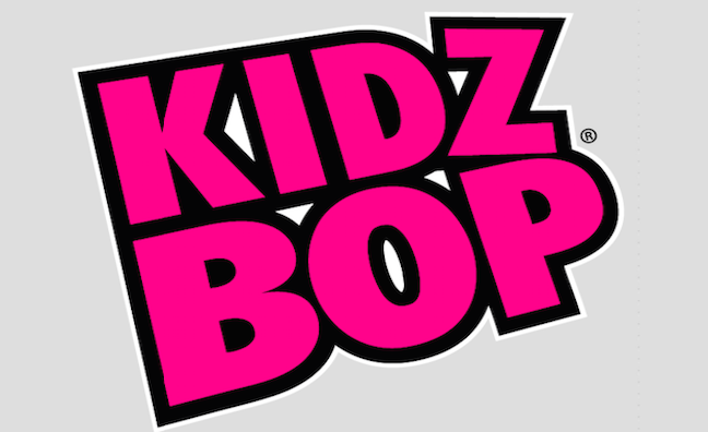 Leading US children's music brand Kidz Bop to launch in the UK