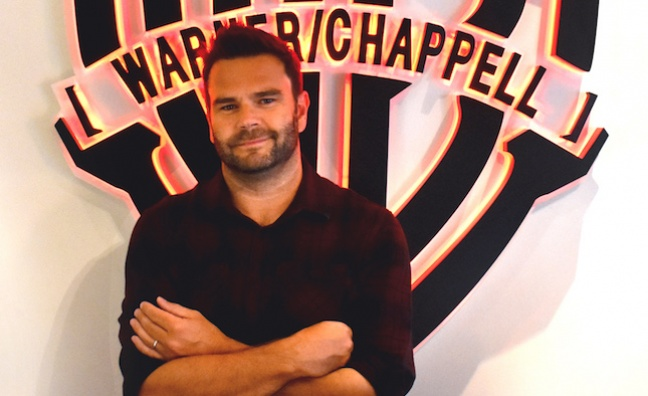 'Rich is the perfect choice to lead our sync efforts': Rich Robinson moves over to Warner/Chappell