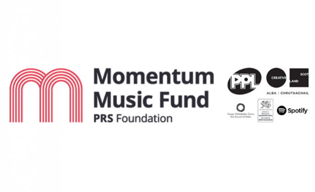 Boy Azooga and Hookworms among latest acts to receive Momentum Music Fund backing