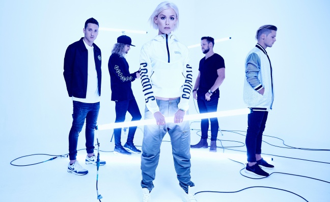 How Tonight Alive reinvented themselves