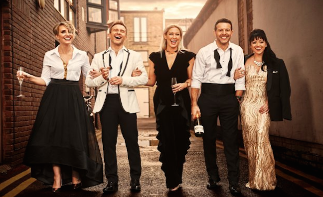 Steps reveal services deal with Absolute for comeback album