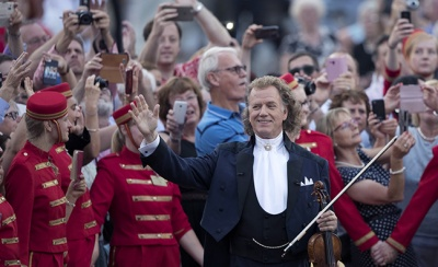 A kind of Magic: How André Rieu became a cinema box office hit
