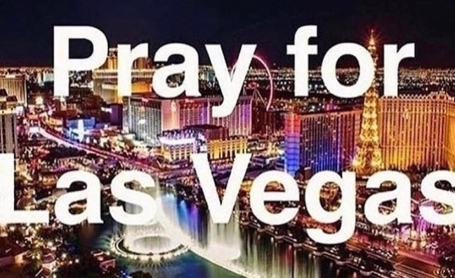 Las Vegas festival shooting: Live Nation and artists respond via social media