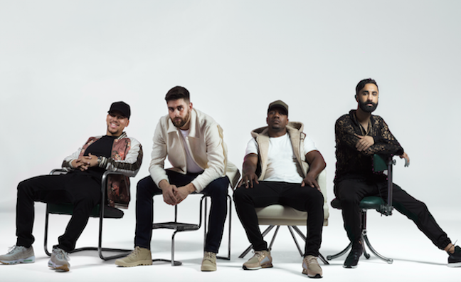 Rudimental edge ahead of Keala Settle in singles chart battle