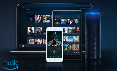 Amazon Music Unlimited launches in UK today