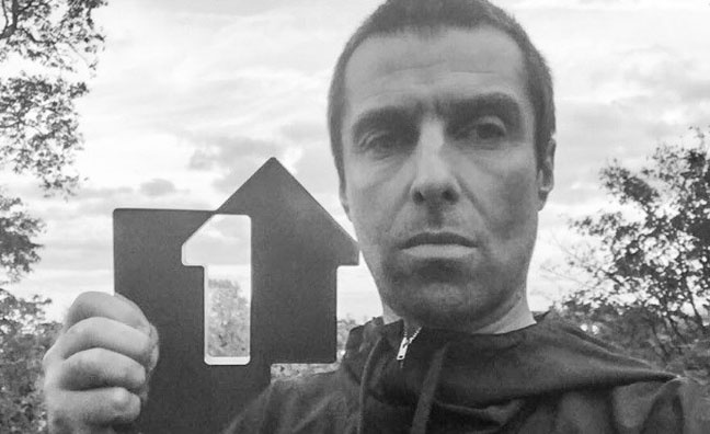Liam Gallagher's As You Were becomes UK's fourth fastest-selling album of 2017