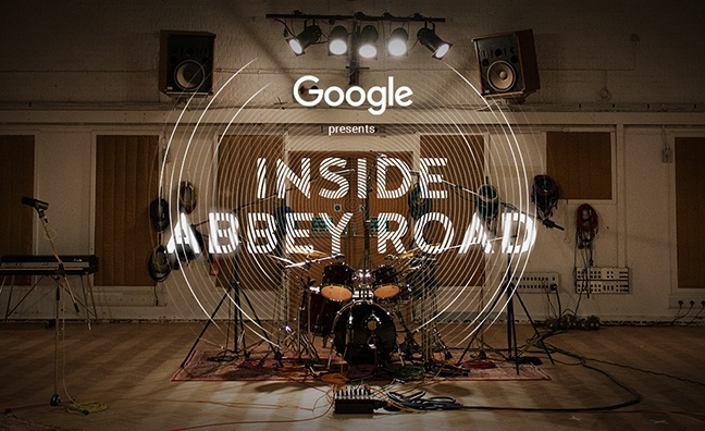 Inside Abbey Road & Google's Virtual Reality project