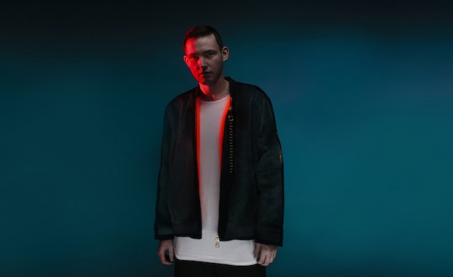SONGS Music Publishing signs Hudson Mohawke
