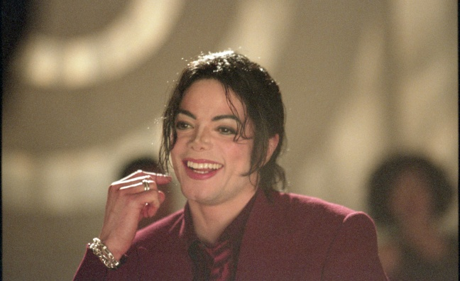 Sony Music extends deal with Michael Jackson estate