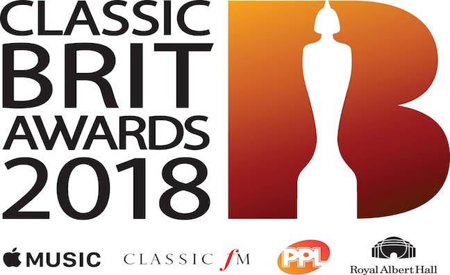 Apple Music, Classic FM and PPL partner with Classic BRITs