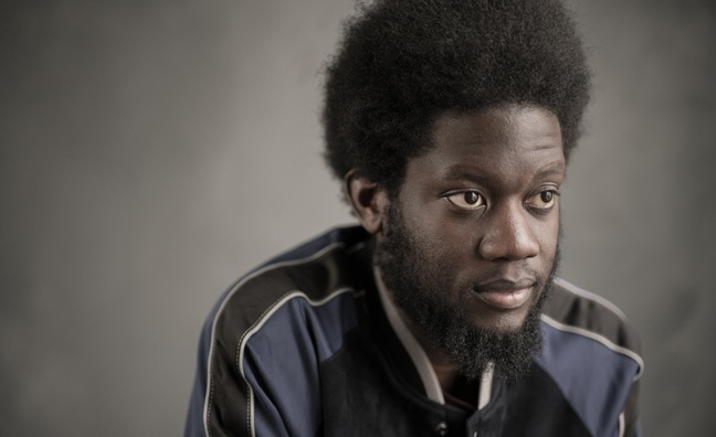 Inside the BRITs 2017 Album Of The Year nominees: Michael Kiwanuka, Love & Hate