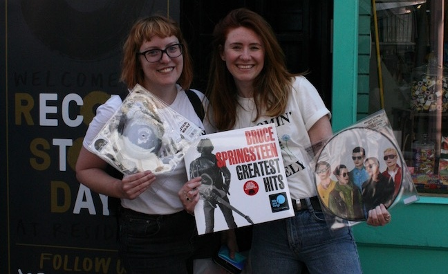 'It's a great shot in the arm': Record Store Day 2018 album sales up by a third