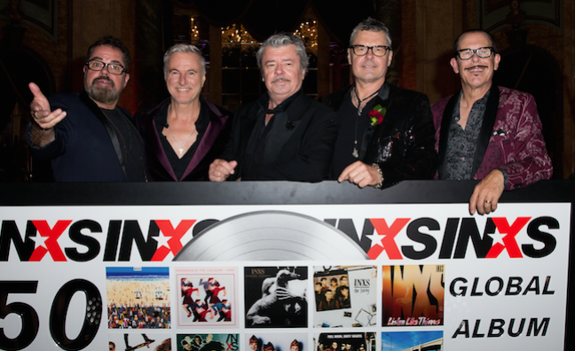 INXS name Giles Martin as executive music director in 'unique role'