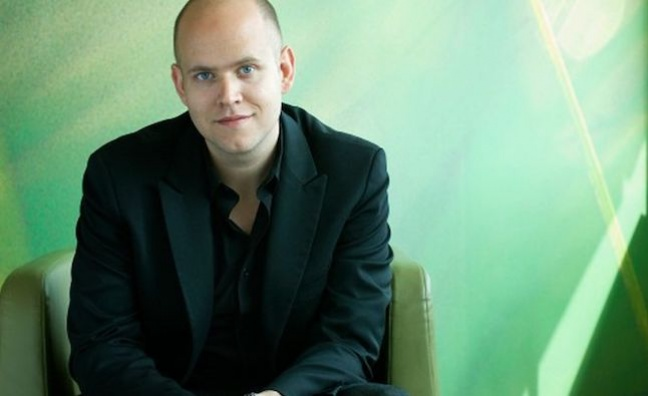 'It puts us on a bigger stage': Daniel Ek looks to future as Spotify prepares for £18 billion-plus stock market debut