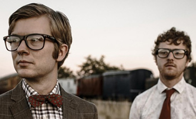 Public Service Broadcasting set for The Great Escape panel