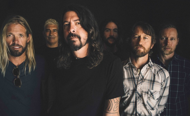 Foo Fighters 'curate inspiring, female support bill' for stadium shows