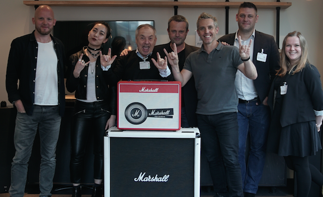 Marshall Records signs distribution deal with ADA