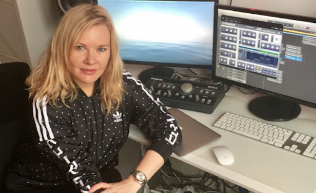 Ekko Music Rights Europe signs UK writer Karen Poole