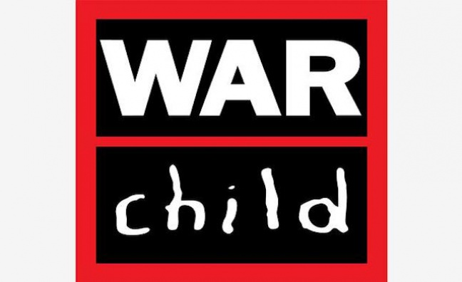 War Child to be official charity partner for the 2017 Music Week Awards, in association with Amazon Music