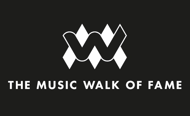Global Music Walk Of Fame heads to London