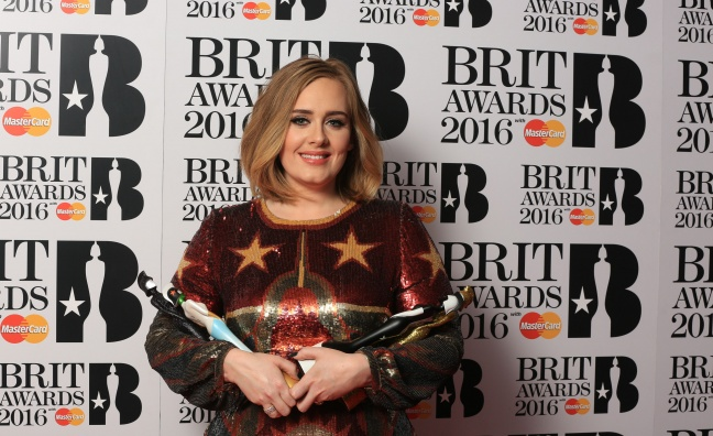 BRIT School celebrates 125 million album sales