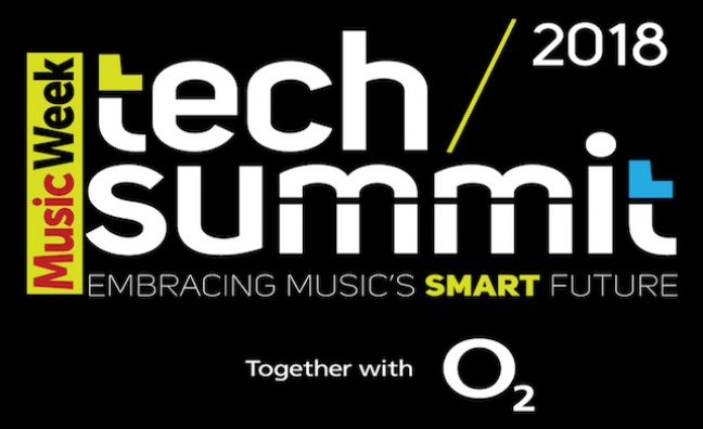 Free tickets for Music Week Tech Summit tickets available to startups
