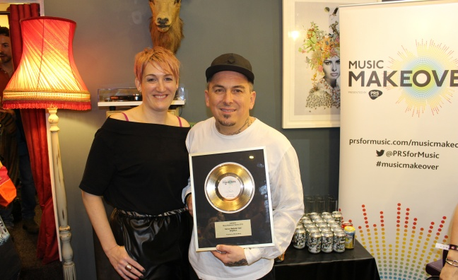 Brighton business wins PRS Music Makeover Salons contest