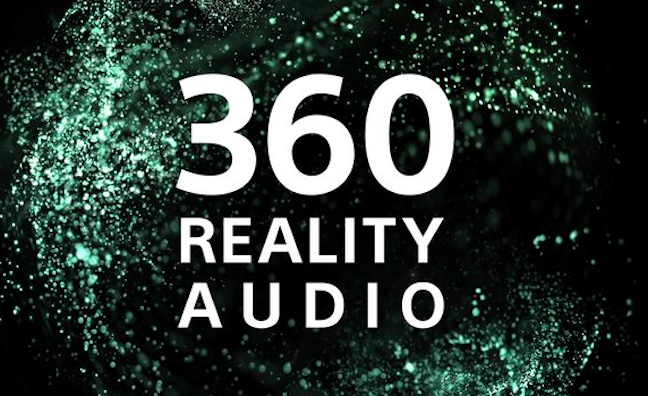 Sony unveils 360 Reality Audio, partners with labels and DSPs