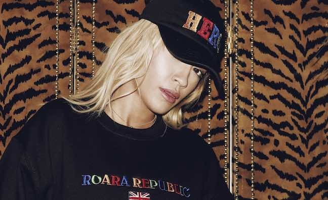Rita Ora launches debut merch range with Bravado