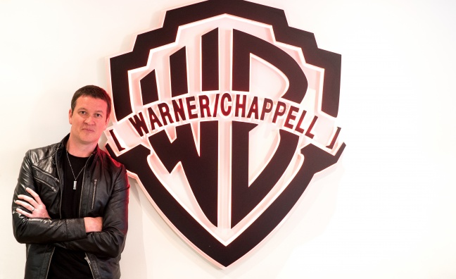 Warner/Chappell adds Rob Owen to its UK team as VP, creative, catalogue and marketing