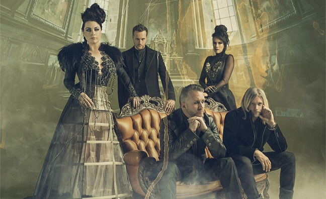 Back to life: Amy Lee on Evanescence's first album in six years