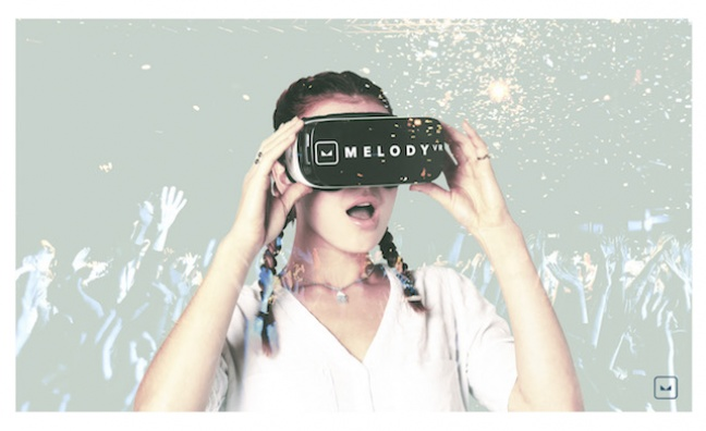 MelodyVR and Universal Music Group to produce ground-breaking virtual reality music experiences