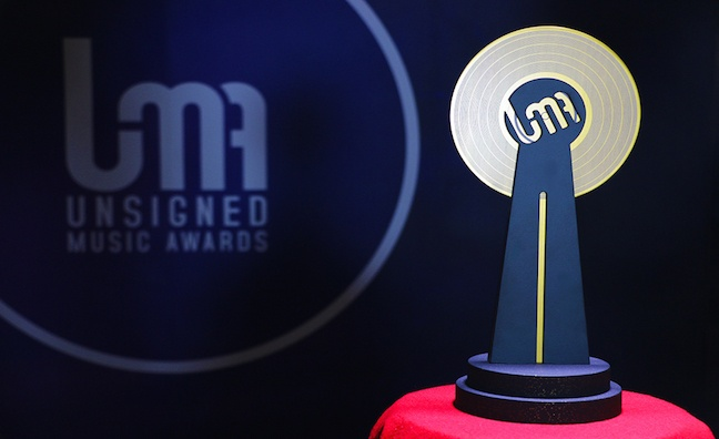 Unsigned Music Awards reveals nominations