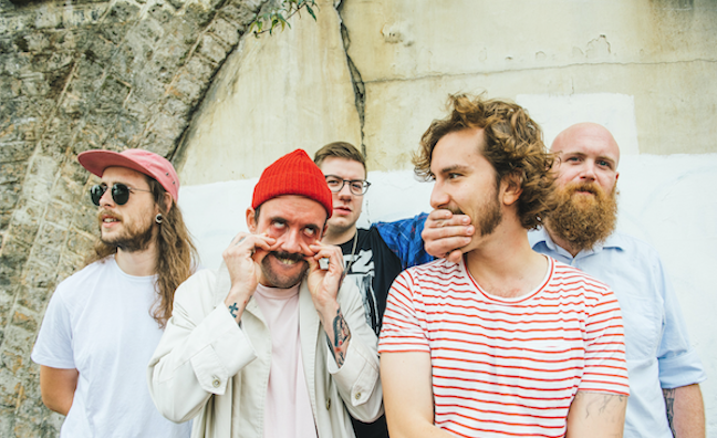 'We're going to constantly evolve': Idles reject fashion as album two makes an impact